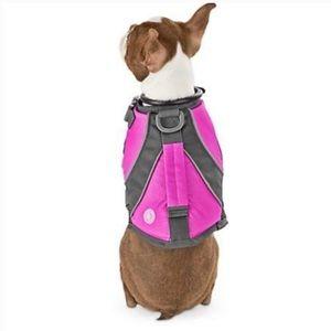 Good2Go Dog Flotation Vest Life Jacket SZ L Pink